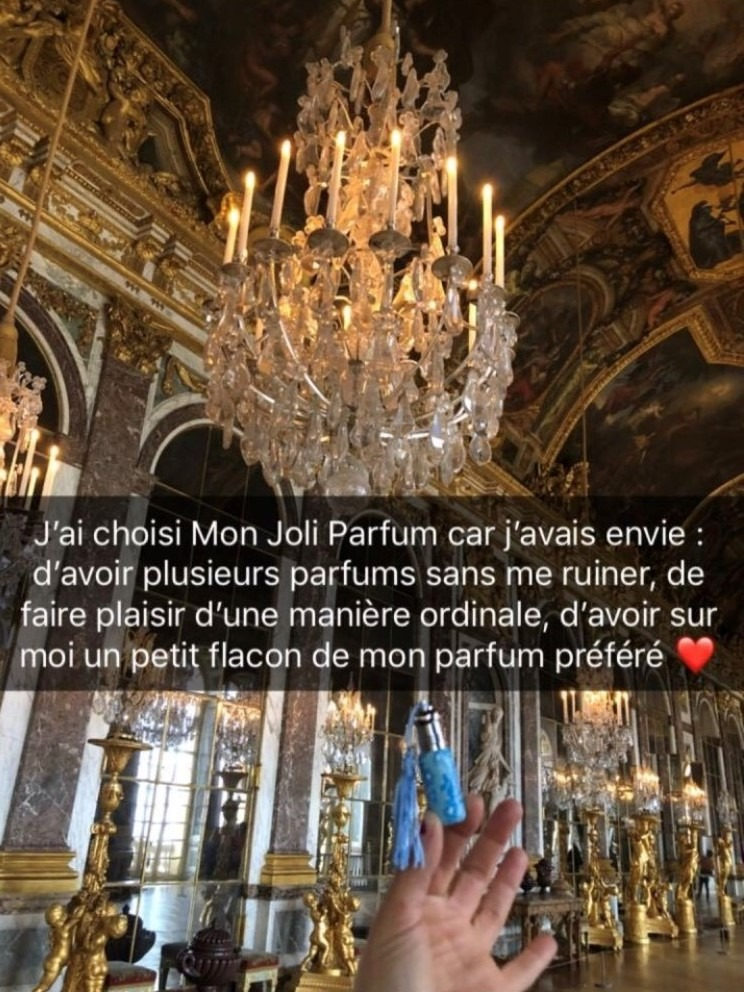 Mon Joli Parfum Avis Amel
