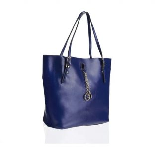Sac cabas XL Kaytie Wu - Version Bleu Marine