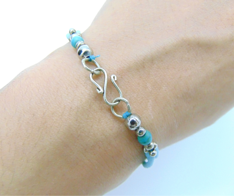bracelet_ethnique_pierre_naturelle_turquoise